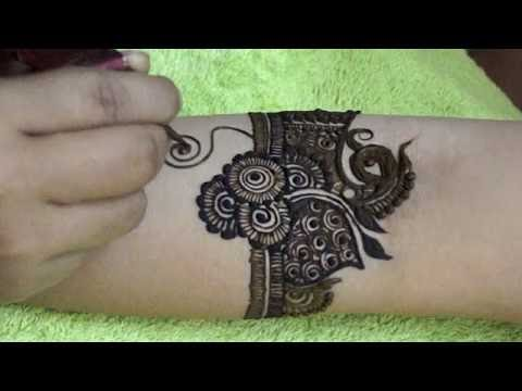 Mehendi Full Hand | Indian Bridal Peacock Design