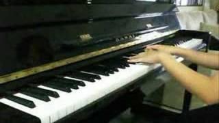 durch den monsun on piano