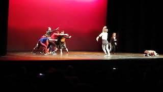 ΚΟΖΑΝΗ: Οι χορευτές - δάσκαλοι του DANCING TO CONNECT στην Αίθουσα τέχνης