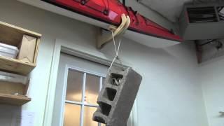 Talic Kayak Tilt | Kayak Storage Rack