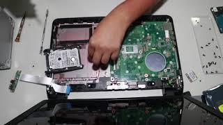 HP 15 HARD DRIVE CHANGE /UPGRADE/ REPLACEMENT/REPAIR