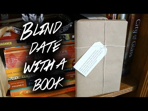 Blind Date with a Book. from YouTube · Duration:  1 minutes 43 seconds