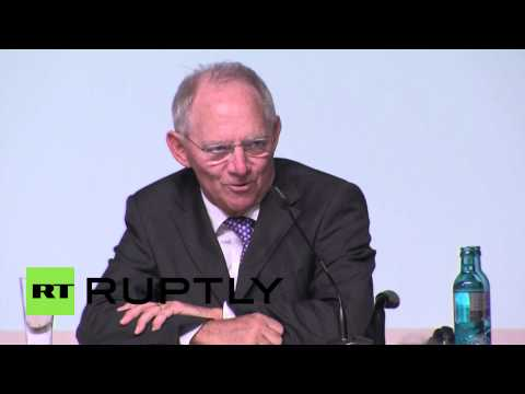 Germany: Schauble suggests trading Greece for Puerto Rico, s