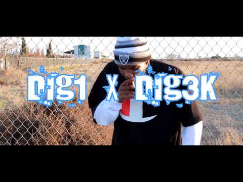 YUNG RONE & DIGG 1 (OFFICIAL MUSIC VIDEO) RYDA'S (S.I.P GLOCC)