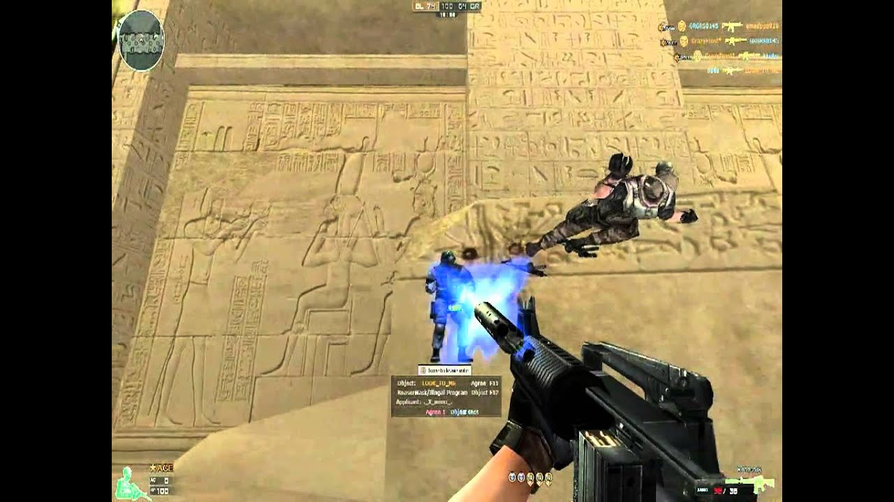 Download crossfire [private server] aim bot wallhack sunboz 2.6