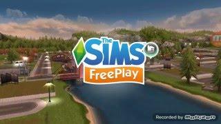 Lp. The Sims Freeplay #1 Новый летсплей со взломом!