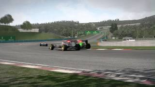 F1 2014 Game Official HD Launch Trailer - PC PS3 X360