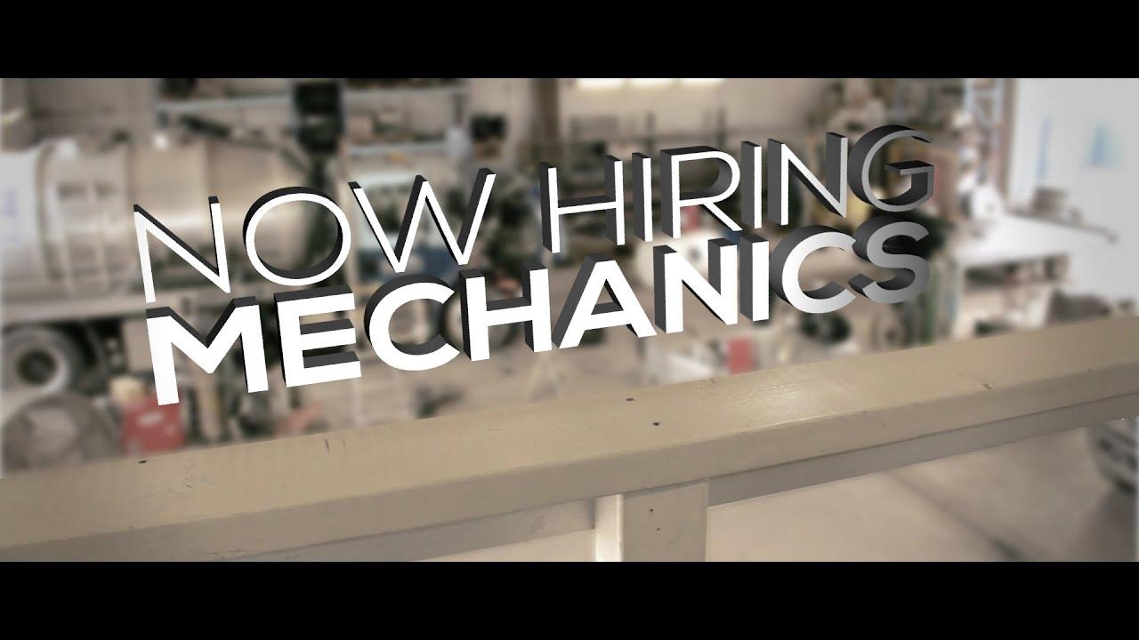 Image result for hiring Mechanic