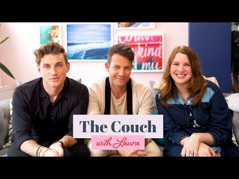 Nate Berkus and Jeremiah Brent | The Couch | Apartment Therapy