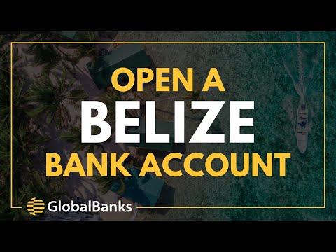 Open a Belize Bank Account (Plus Alternatives!)