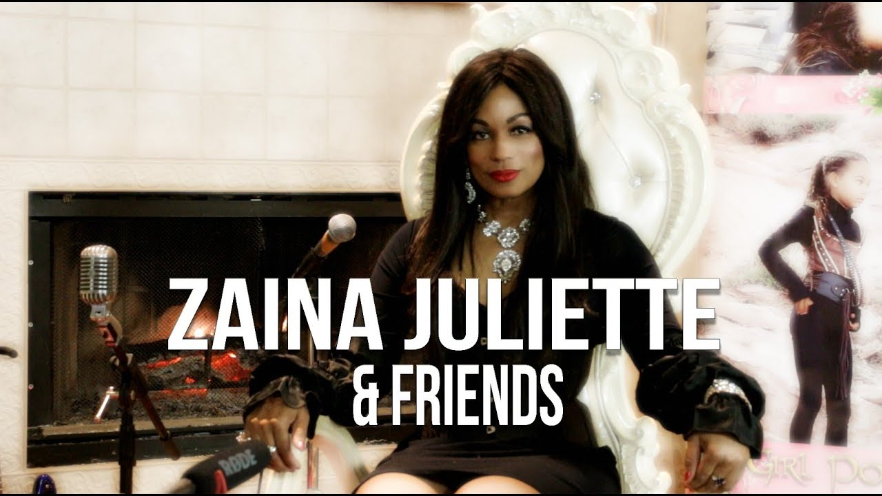 Zaina Juliette and Friends Episode 3 with PETE WILLCOX (CC )