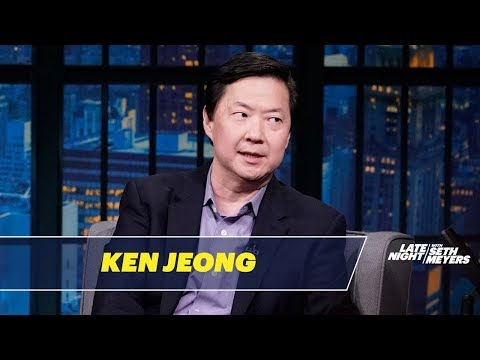 Ken Jeong Hid Secret Jokes in The Hangover
