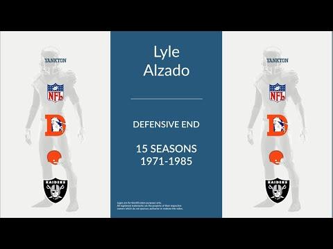 Lyle Alzado: Football Defensive End