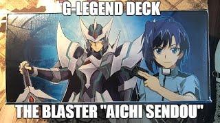 Cardfight Vanguard: G Legend Deck 3: The Blaster