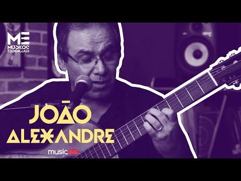JOÃO ALEXANDRE  Músicos Essenciais S03E04