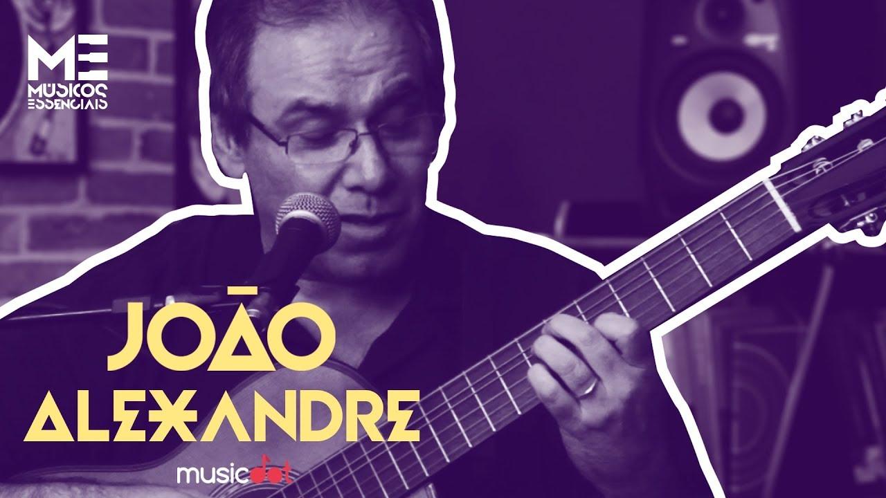 O melhor do violão Gospel   JOÃO ALEXANDRE   Músicos Essenciais S03E04