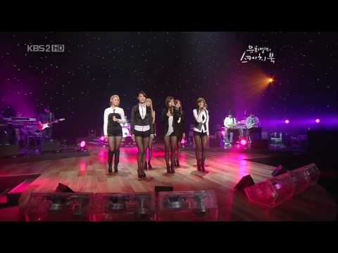 [100130][HD] After School - When I fall @ YHY's Sketchbook