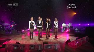 [100130][HD] After School - When I fall @ YHY