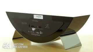 MartinLogan Crescendo Wireless Music System CRESCENDOGBK Overview