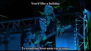 Scorpions Holiday Subtitulos en Español y Lyrics (HD)