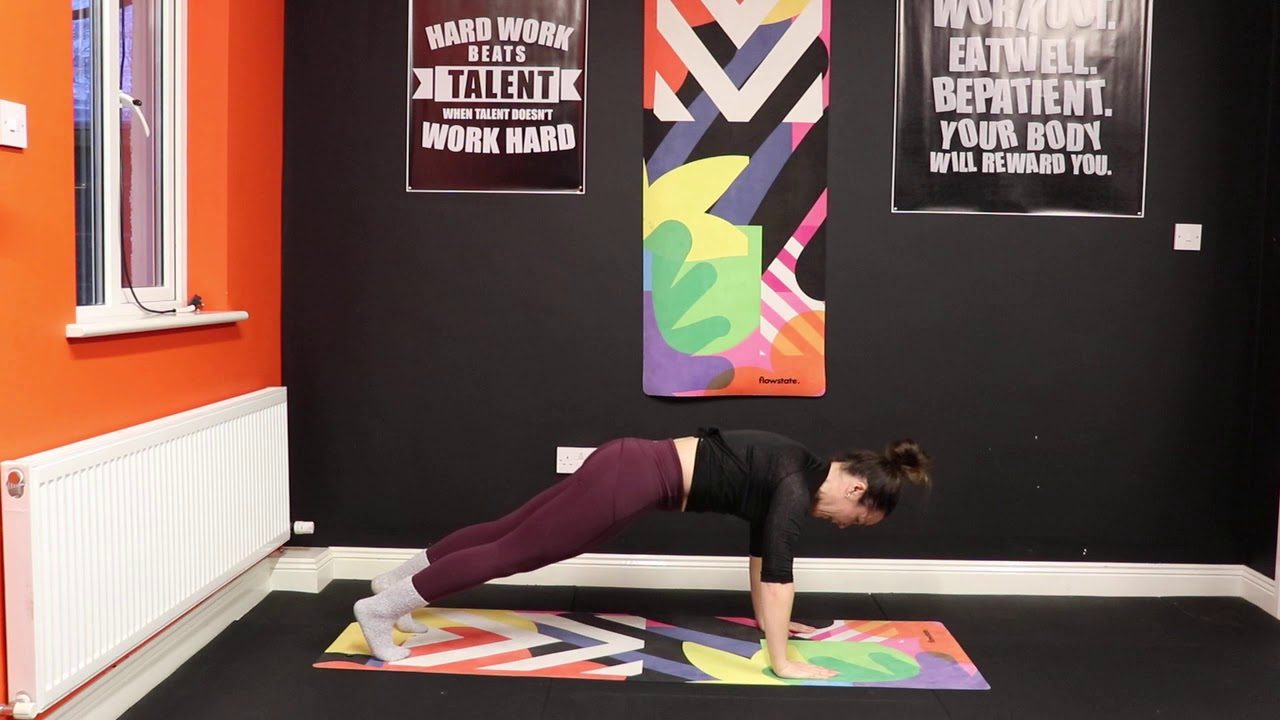 Let's Talk Stretching & Mobility