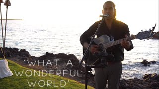 "THE WESTIN HAPUNA BEACH RESORT ~ ""WONDERFUL WORLD"" ~ GIG VLOG#09 ~ HAWAII WEDDING CEREMONY"