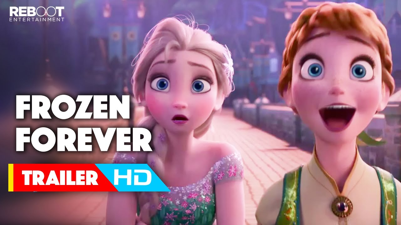 frozen fever' official trailer (2015) disney animated short film hd