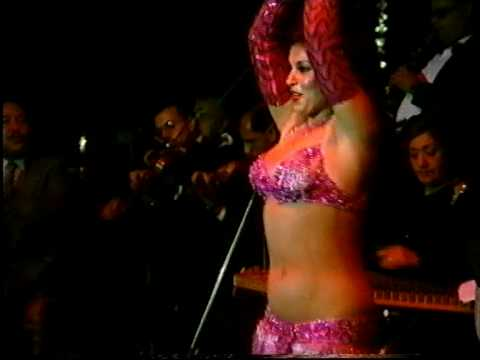 FIFI ABDOU at Mena House.Cairo-86. Part 2.