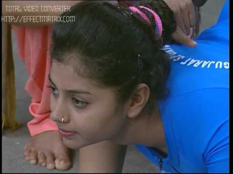Improve health through YOGA Swarnim Gujarat Sports University Episode 3 1