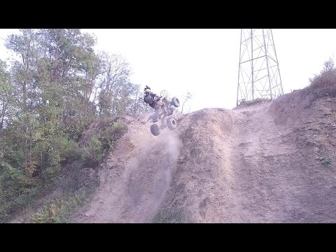 [HILLCLIMB OHIO] Wellsville oh 9-26/27-15 Hillclimbing/wrecks/DRONE VIDEO ANGLES/Lookout re-defeated