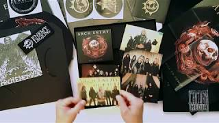 ARCH ENEMY - Will To Power (Unboxing) Order the Album: http://smart...