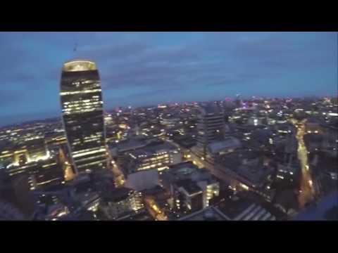 CLIMBING THE LLOYDS BUILDING   LONDON