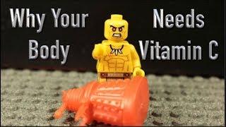 क्यों अपने शरीर की जरूरत है विटामिन सी