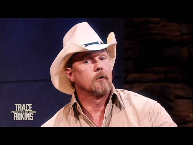 Trace Adkins — Proud To Be Here — Cut By Cut