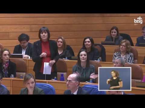 Sesión de control ao presidente da Xunta sobre o hospital de Verín e a universidade privada