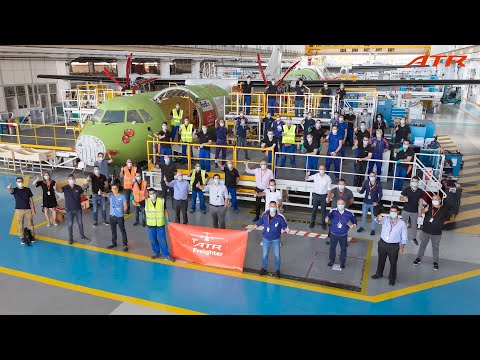 The ATR 72-600F: Born to Be a Freighter - Episode 1 - A Team's Achievement
