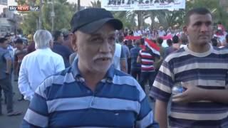 احتجاجات تطالب حكومة العراق بإصلاحات