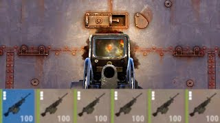 I RAIDED with ALL of my M249s saved from the wipe!