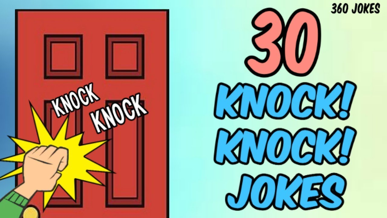Download 30 KNOCK KNOCK JOKES! [2020]