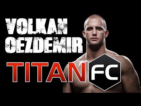 Titan FC 43 - Volkan Oezdemir
