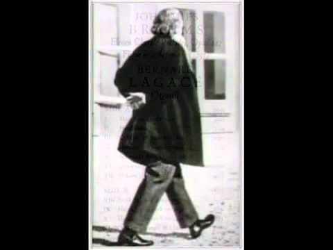 Brahms / Bernard Lagacé, 1978: O Welt, Ich Muss Dich Lassen - Op. 122, No. 3 - Wolff Organ, NYC