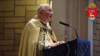 Archbishop Leonard Blair's Divine Mercy Sunday Homily, 2018
