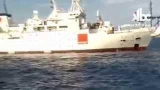 باخرة بنمية وراء انقطاع الكابل البحري للألياف البصرية بين عنابة و مرسيليا