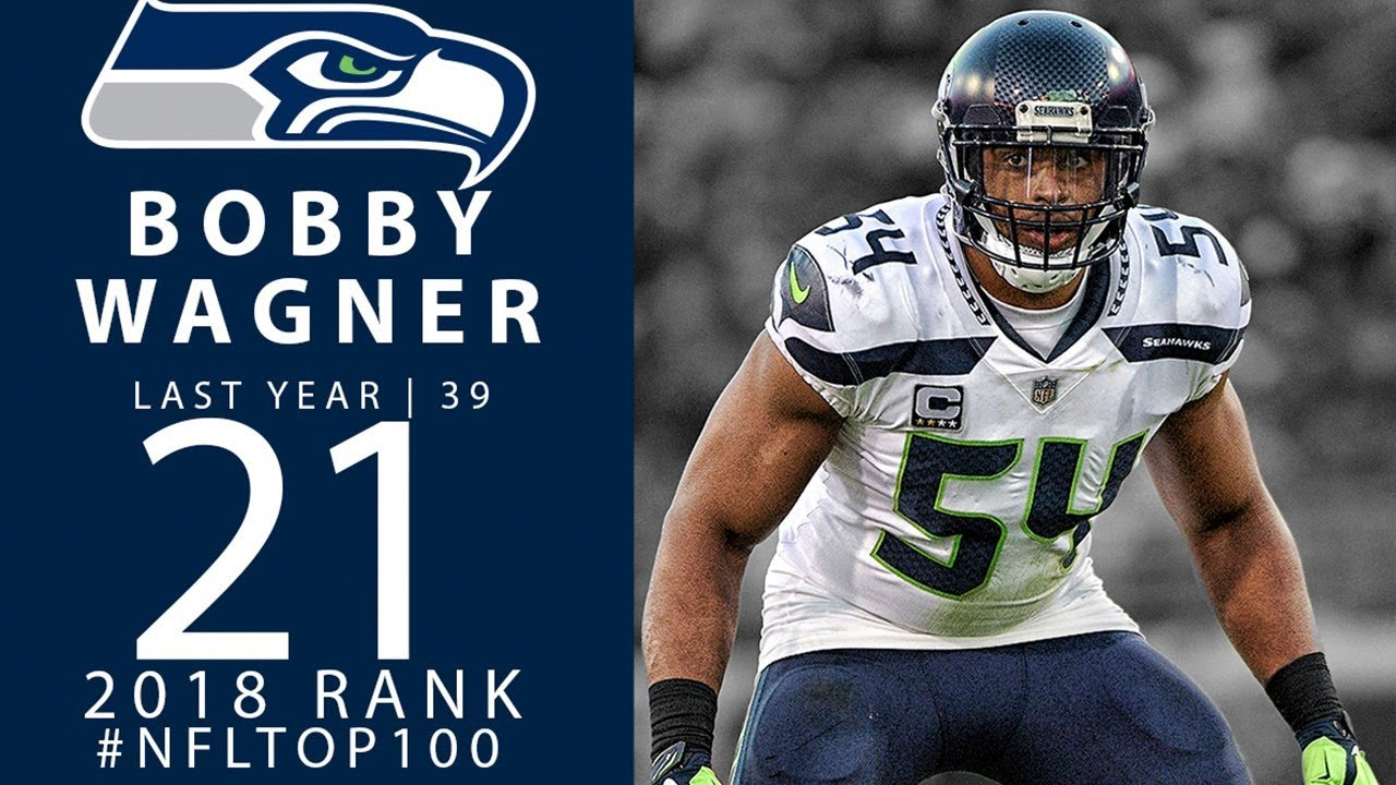 #21: Bobby Wagner (LB, Seahawks) | Top 100 Players of 2018 | NFL