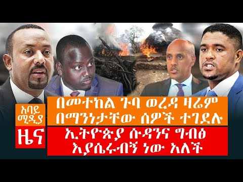 Abbay Media Daily News - January 11,2021 | አባይ ሚዲያ ዕለታዊ ዜና | Ethiopia News Today