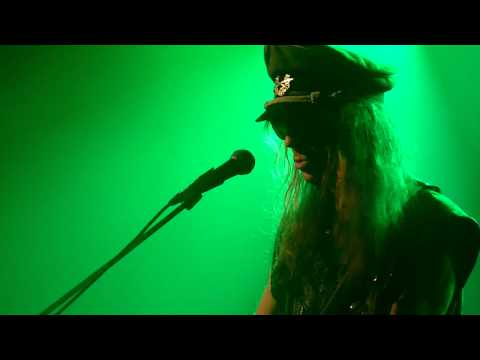 Julian Cope Upwards At 45 Degrees Liverpool Stanley Theatre 27th October 2011