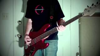 Nirvana - Sifting (Bass Cover)