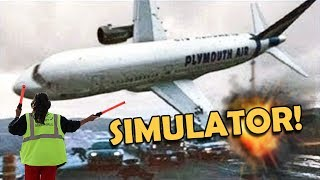 FEAR OF FLYING - Terrible Simulators Gameplay Part 2