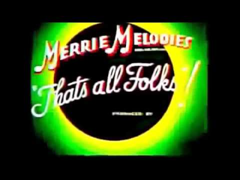 Looney Tunes/ Merrie Melodies Blue Ribbon 1936-1945