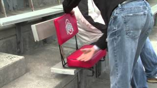 A Game Changer For Ohio Stadium Seating - Ohio State Football